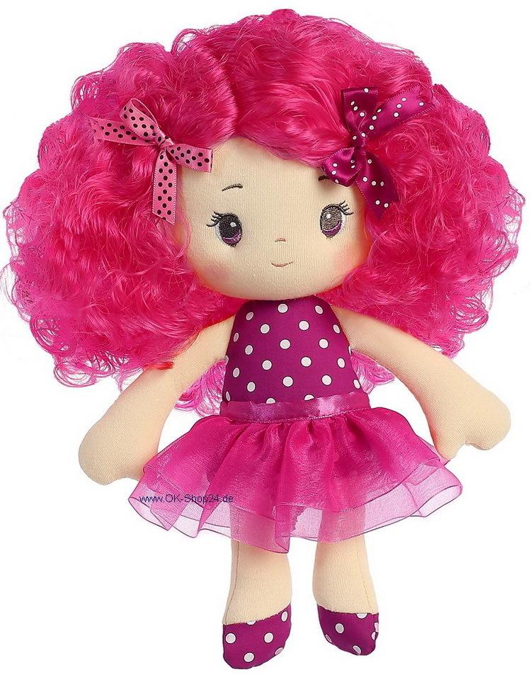 Aurora Curls struzzo Cutie Ok World Shop24 Bambola di Sophia 0knw8OP