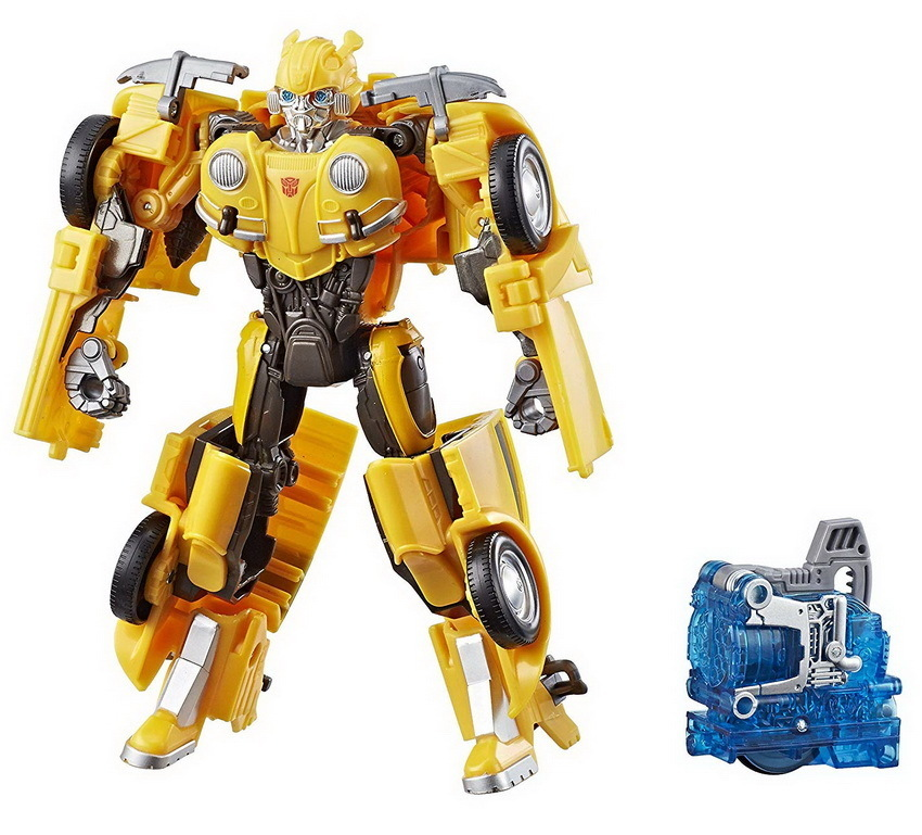 Transformers Movie 6 Energon Igniters Nitro Bumblebee
