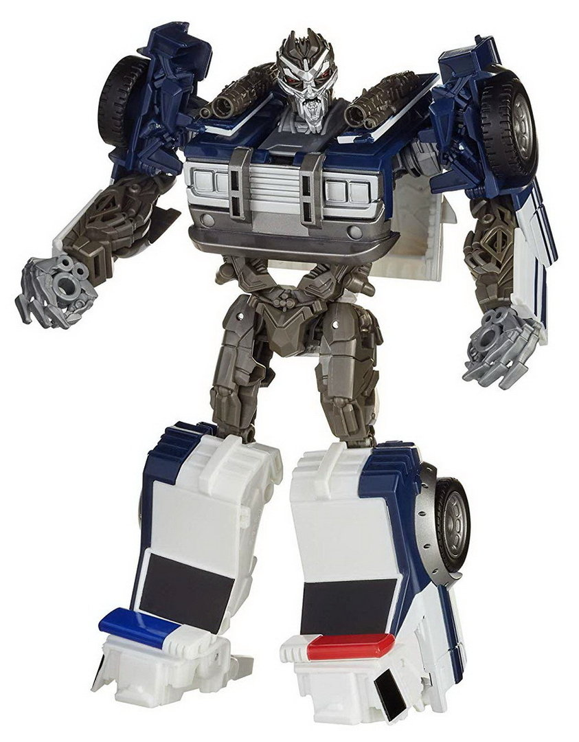 Transformers Movie 6 Energon Igniters Nitro Barricade