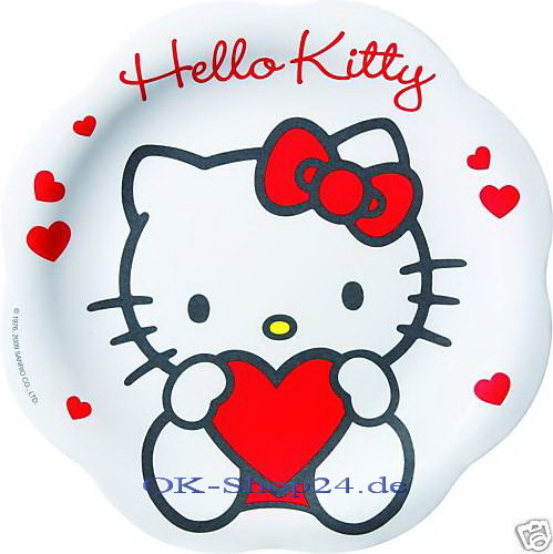 Hello Kitty Sweet Heart Teller Kinderteller