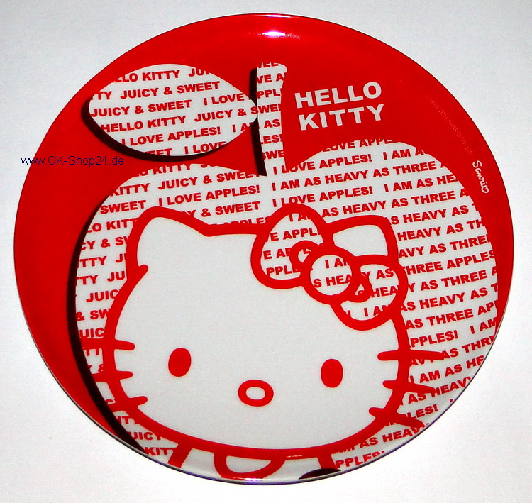 Hello Kitty Apple Teller Kinderteller