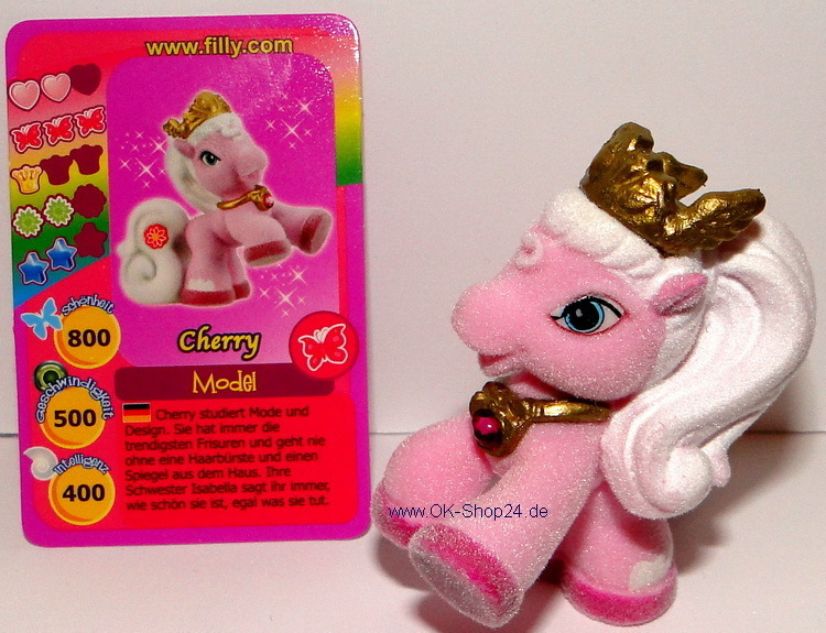 Filly Elfen Elves Pferde Cherry - Model