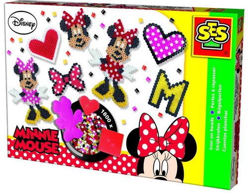 Ses Creative 14738 Minnie Mouse Bügelperlenset 1800x Ok Shop24